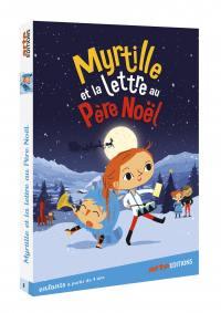 Myrtille et la lettre au pere noel - dvd
