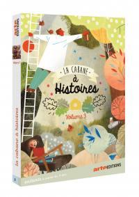 Cabane a histoire (la) 3 - dvd