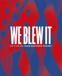 We blew it - combo dvd + blu-ray