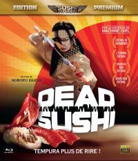Dead sushi - blu-ray
