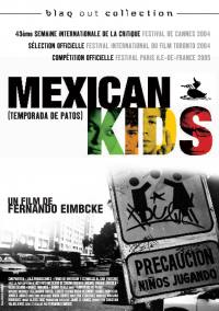 Mexican kids - dvd  temporada de patos