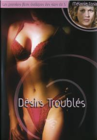 Desirs troubles - dvd