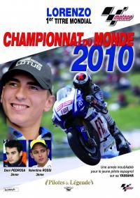 Moto gp 2010 best of - dvd  lorenzo 1er titre mondial