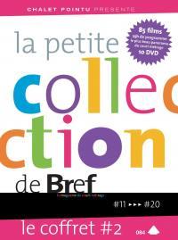 Coffret la petite collection de bref vol2 - 10 dvd