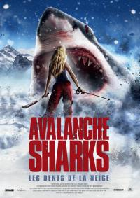 Avalanche sharks - dvd
