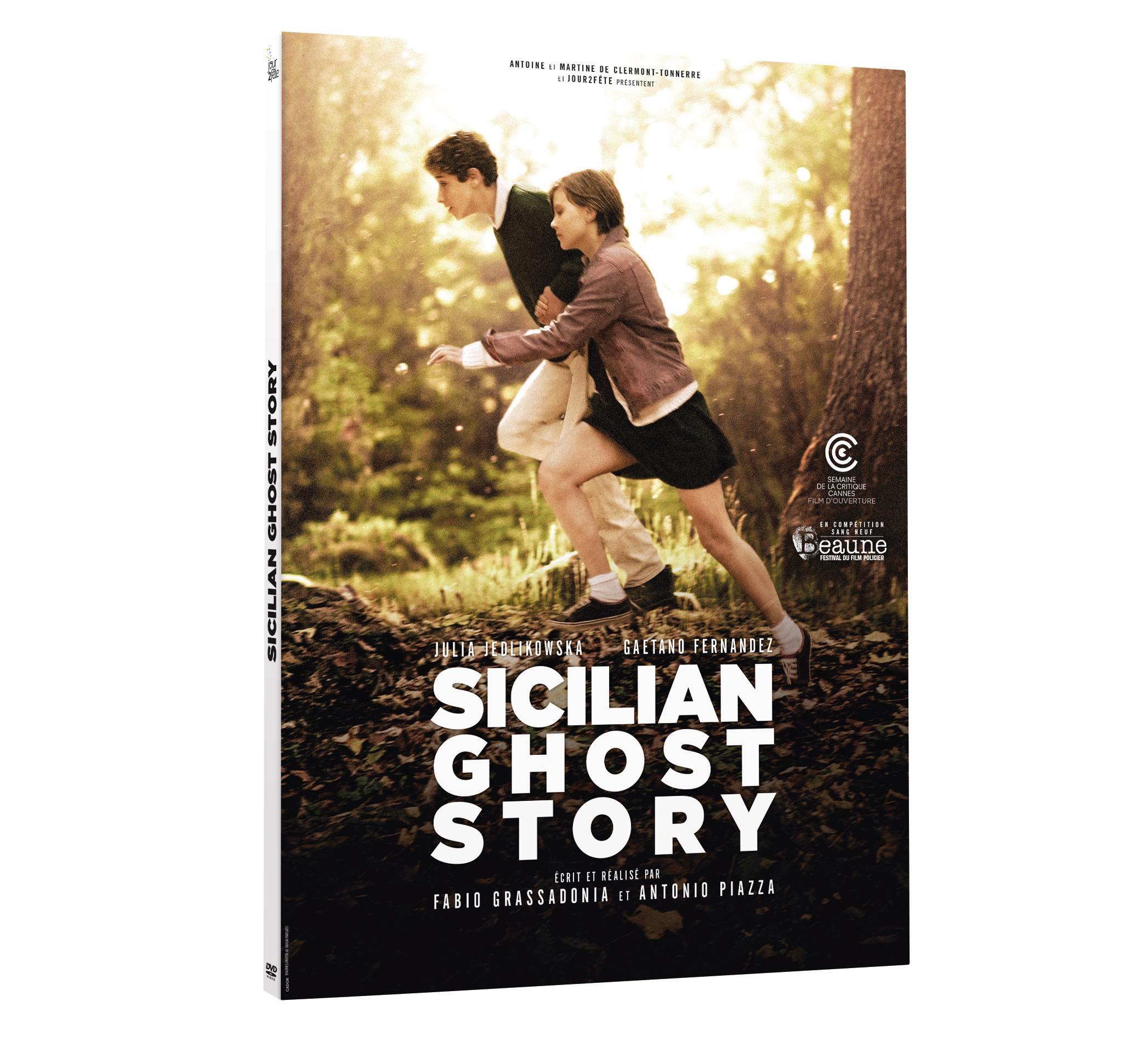 Sicilian ghost story - dvd
