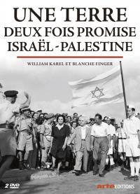Israel, une terre deux fois promise - 2 dvd
