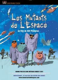 Les mutants de l'espace - dvd
