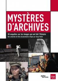 Coffret mysteres d'archives s1, s2 et s3 - 6 dvd