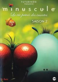Minuscule saison 2 vol 3 - dvd