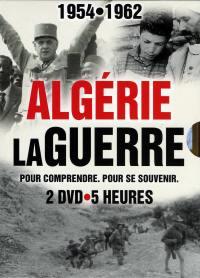 Algerie la guerre 1954-1962 - 2 dvd