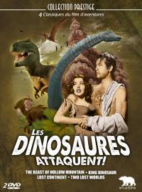 Dinosaures attaquent - dvd