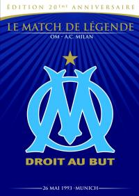 Match de legende (le) - om milan ac - dvd