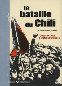 Bataille du chili - 3 dvd