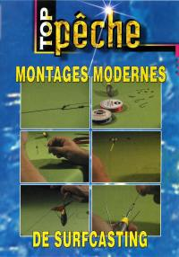 Top peche - montages modernes - dvd