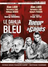 Dahlia bleu (le) et le tueur a gages - 2 dvd