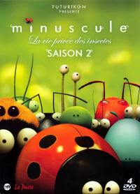 Minuscule integrale saison 2 - 4 dvd