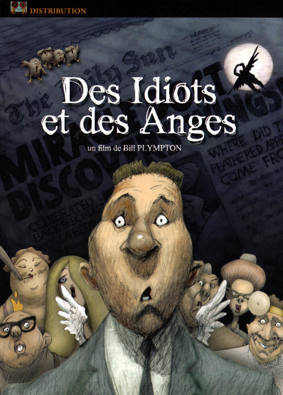 Des idiots et des anges - dvd
