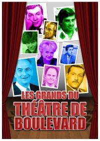 Grands du theatre de boulevard (les) - 10 dvd