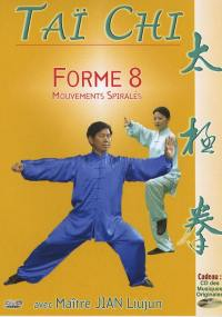 Tai chi 8 - dvd et cd  edition speciale