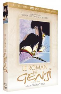 Roman de genji (le) - combo dvd + blu-ray