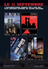 Coffret 11 septembre - 4 dvd