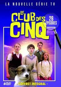 Integrale club des cinq 1996 s1 et s2 - 6 dvd