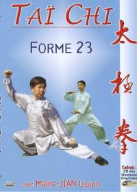 Tai chi 23 - dvd et cd  edition speciale