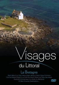 Bretagne (la) - visage du littoral - dvd
