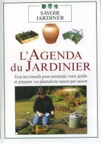 Agenda du jardinier - dvd