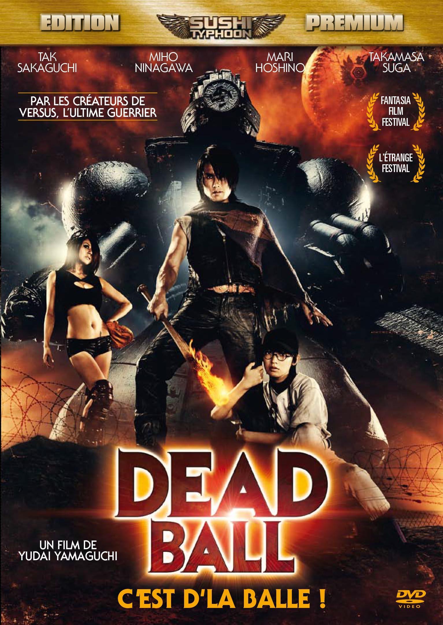 Dead ball - dvd
