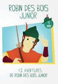 Robin des bois junior - 4 dvd