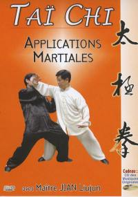 Tai chi - dvd et cd  applications speciales