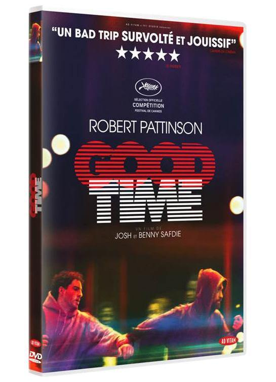Good time - dvd