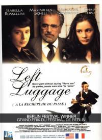 Left luggage - a la recherche du passe - dvd