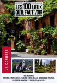 100 lieux qu'il faut voir: la correze - dvd