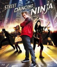 Street dancing ninja - blu ray