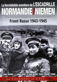 Normandie/niemen - formidable aventure de l'escadrille - dvd