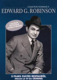 Coffret edward g.robinson 3dvd  collection hommage a...