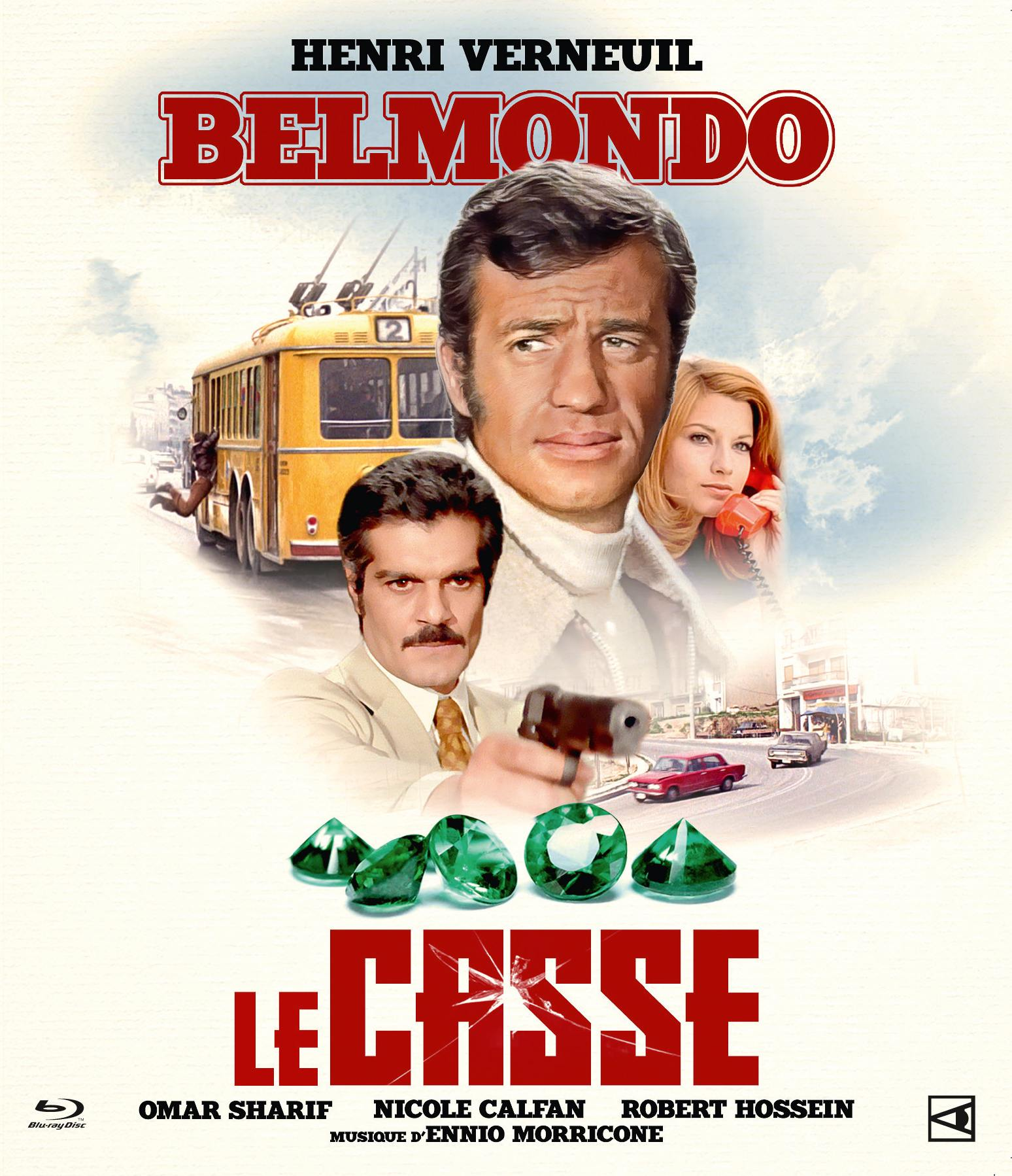 Casse (le) - blu-ray