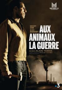 Aux animaux la guerre - 2 dvd