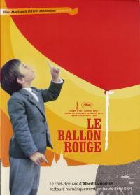 Ballon rouge - dvd