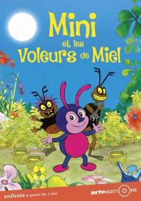 Mini et les voleurs de miel - dvd