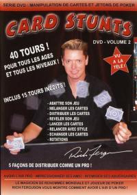 Card stunts vol2 - dvd