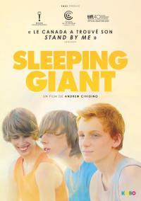 Sleeping giant - dvd