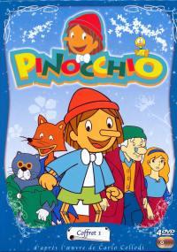 Coffret pinocchio 1 - 4 dvd
