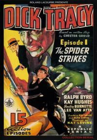 Serial - dick tracy - dvd