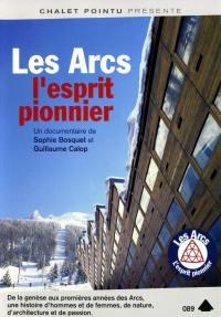 Arcs l'esprit pionnier (les) - dvd