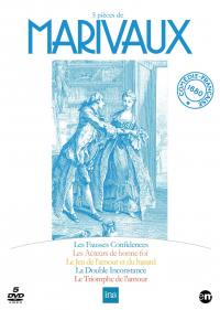 Coffret marivaux - 4 dvd