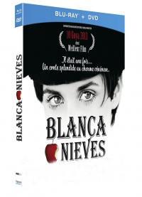 Blancanieves - combo dvd + brd